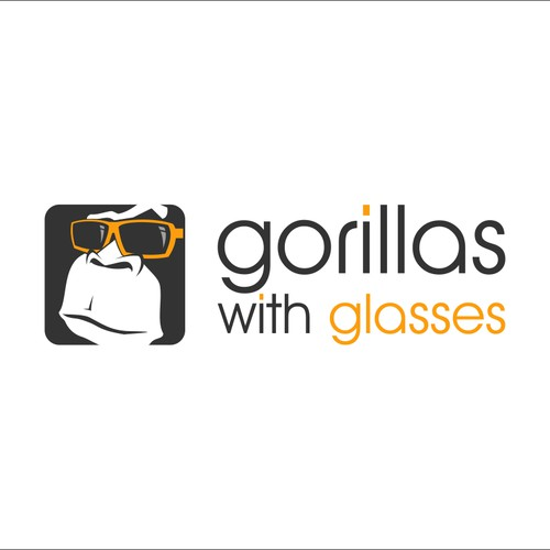 Gorillas with Glasses - Do you have the most creative idea?