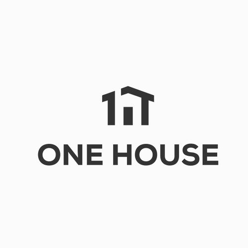 one house Logo