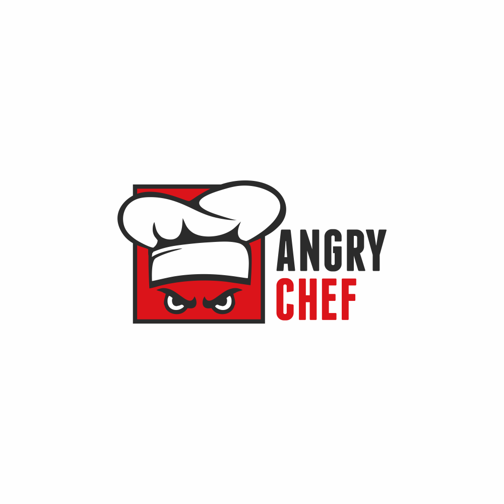 Angry Chef needs a logo and identity!