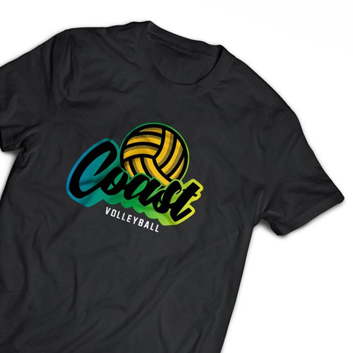 coast volleyball