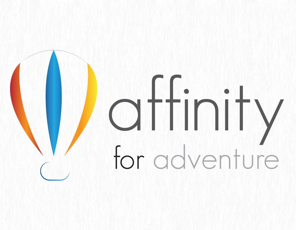 Affinity for Adventure needs a new logo