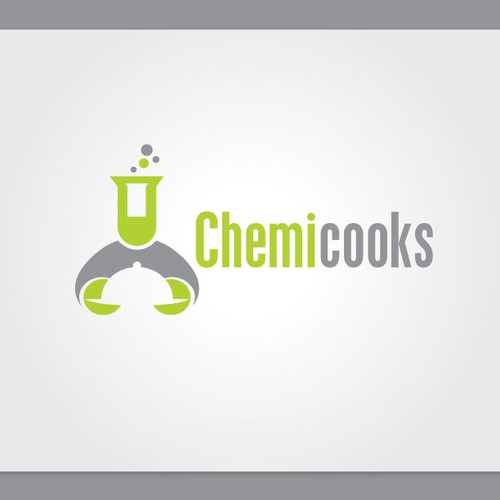 Create a science kitchenware brand with Chemicooks!