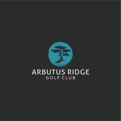 Retouched logo for Arbutus Ridge