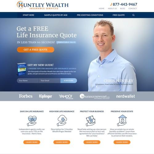 Huntley Wealth