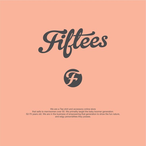 Fiftees Logo