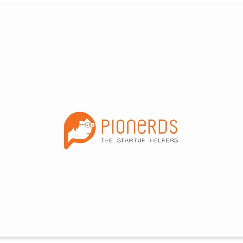 "Logo concept for ""Pionerds"""