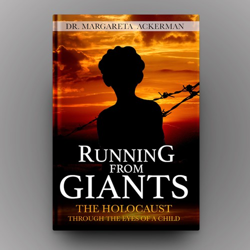 Book Cover - Running from Giants