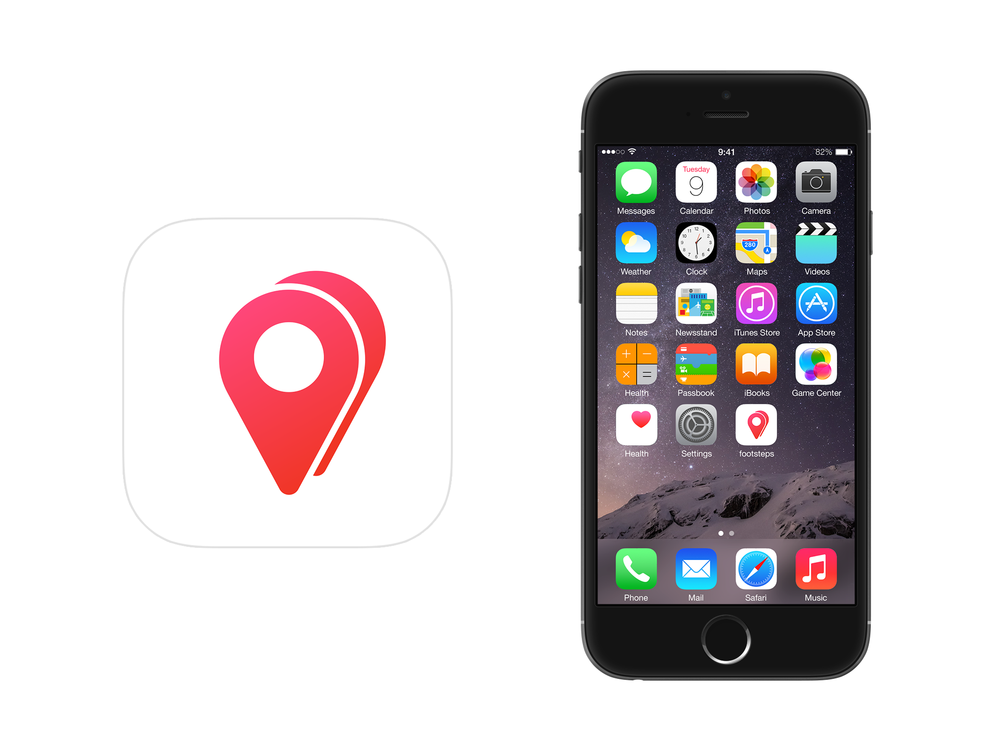 Create app Icon for an iPhone App