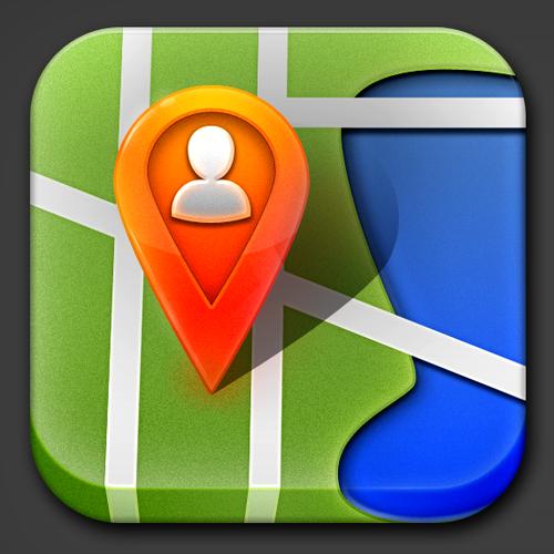 Phone Tracker iOS App Icon