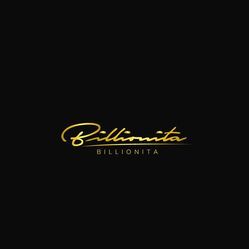 rich logo for female singer