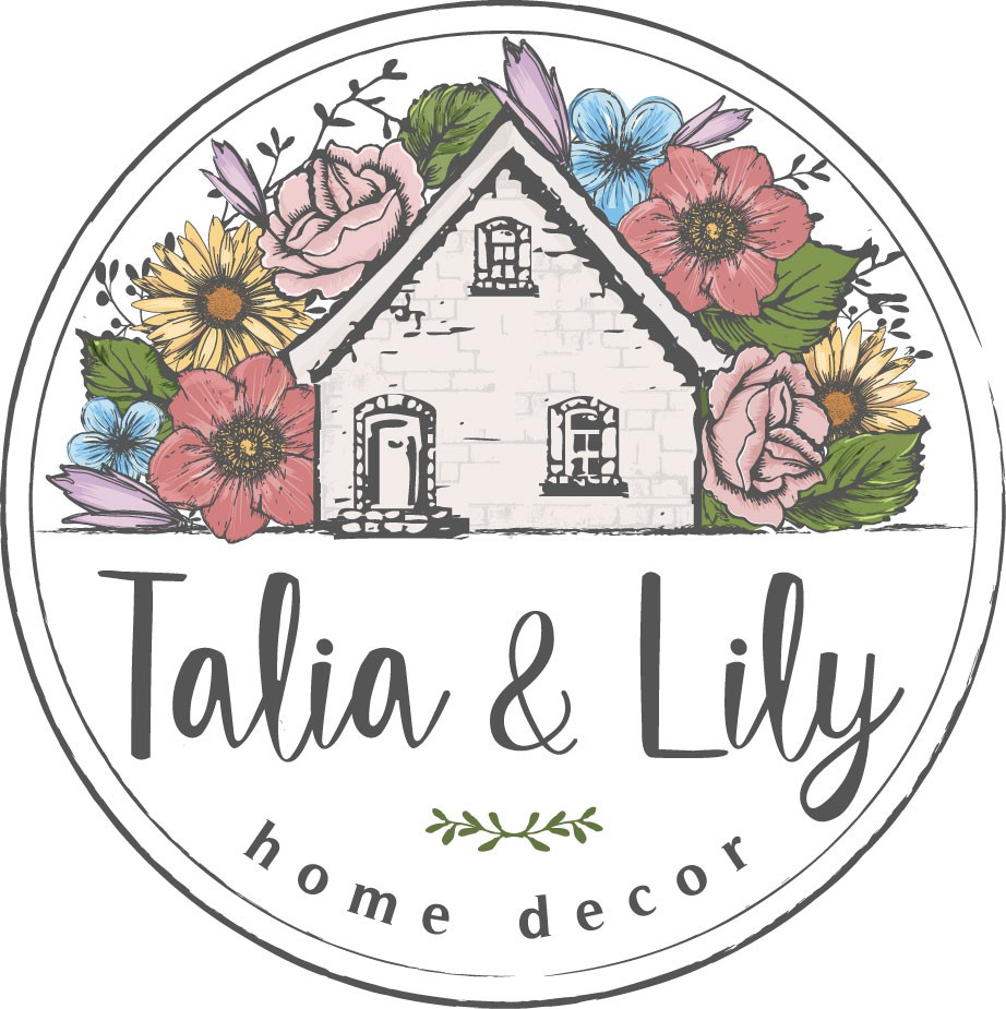 Color Logo for Talia and Lily