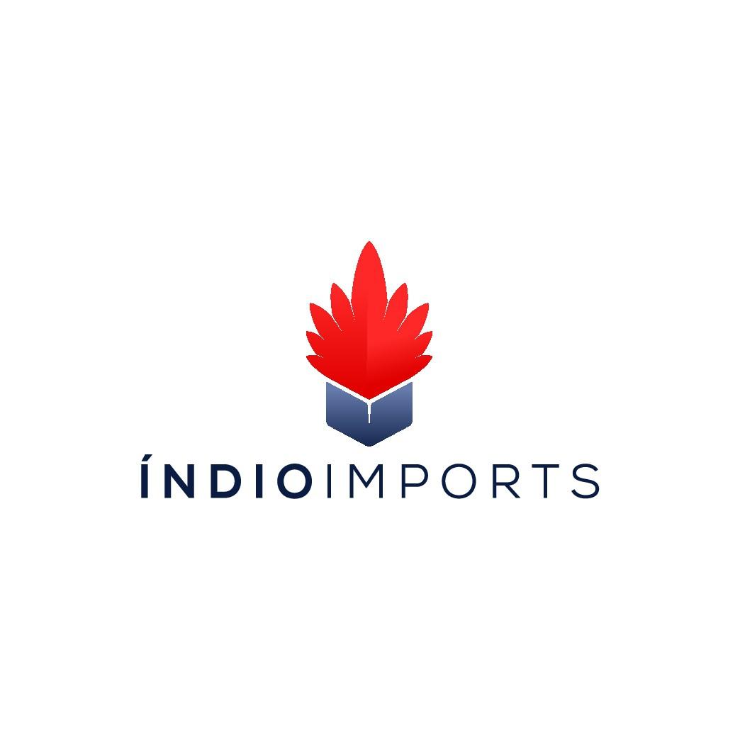 Crie um Logotipo caracato para uma loja de produtos de tecnologia importados