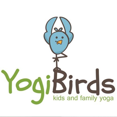 Yogi Birds needs a new logo