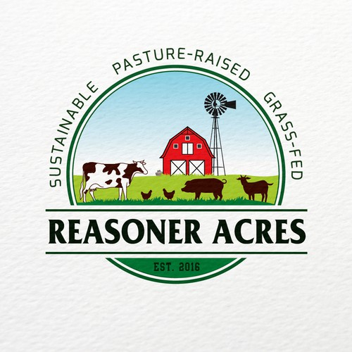 Logo for Farms