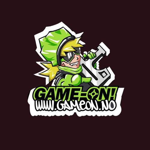 gameon mascot contest