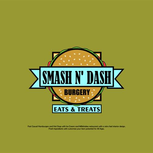 SMASH N DASH BURGERY