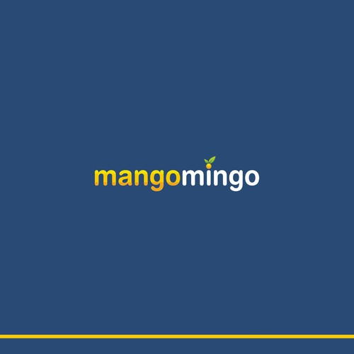 MangoMingo. Logo for Dating Service Focused on Women From Southeast Asia.