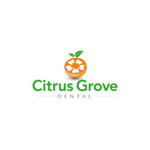 Help citrus grove dental with a new logo