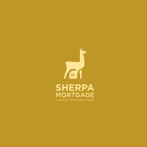 Concept for Sherpa Mortgage logo contest