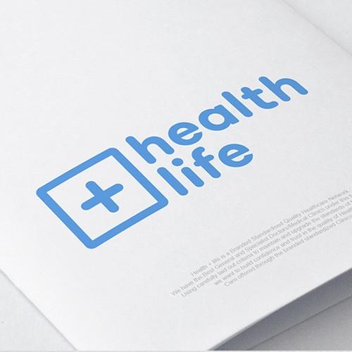 Health + Life Logo