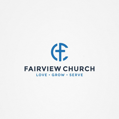 Logo for Fairview Church