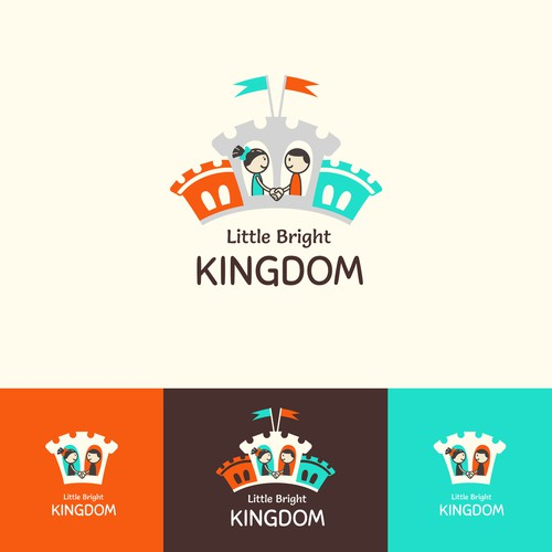 Little Bright Kingdom logo