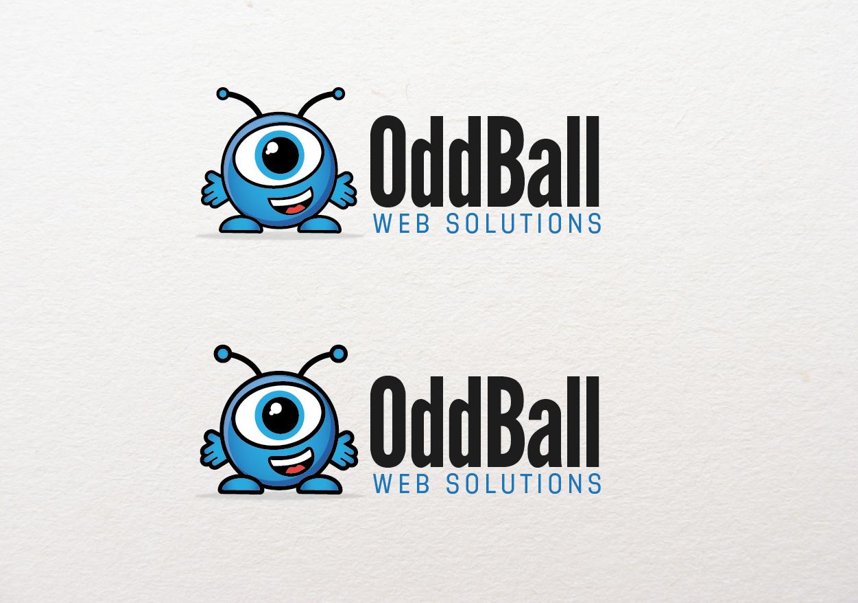 Oddball Web Solutions needs a new logo