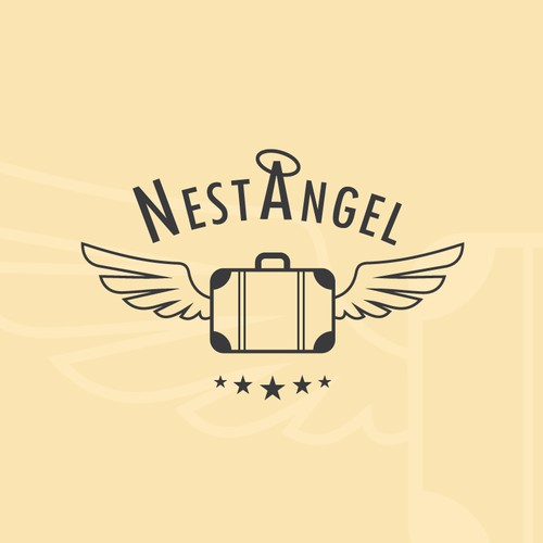 Logo for Nest Angel