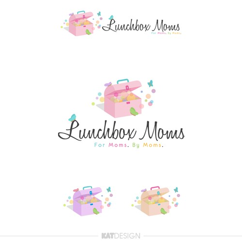 Lunchbox Moms - logo