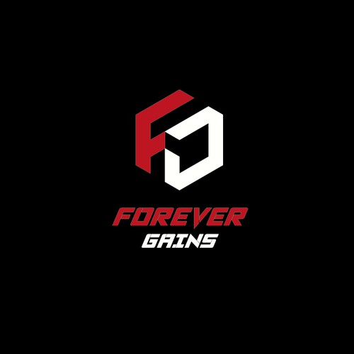 Bold Logo  proposal for Forever Gains