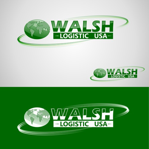New logo wanted for Walsh Logistics USA