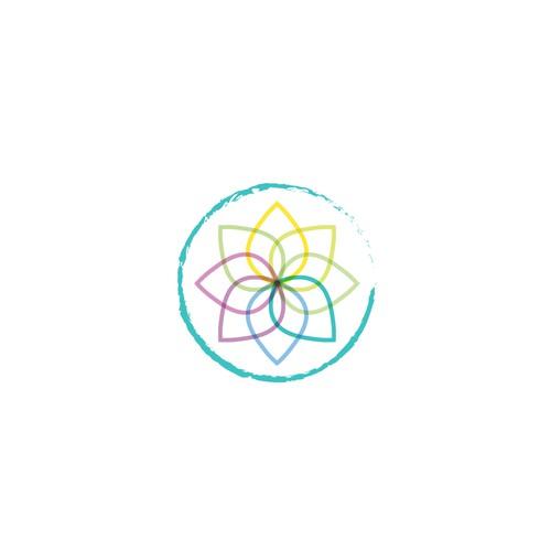 modern logo concept for PONDVUE