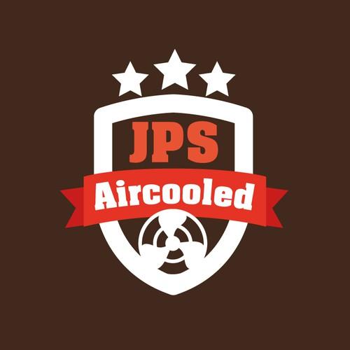 Logo - JPS aircooled