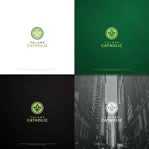 Logo for campus ministry (church) for students