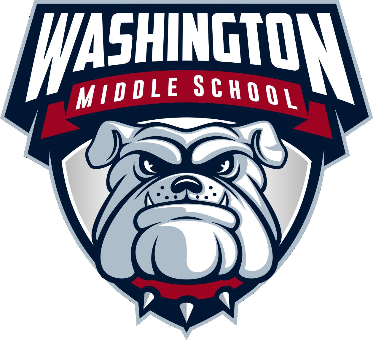 Design a cool bulldog for Washington Middle School!