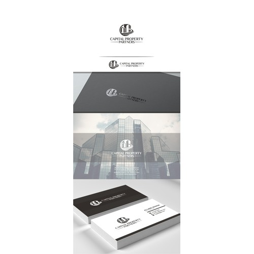 Create an amazing logo and business card for Commercial Real Estate Advisory