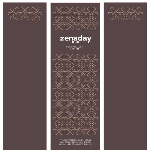 Packaging concept for Zenaday