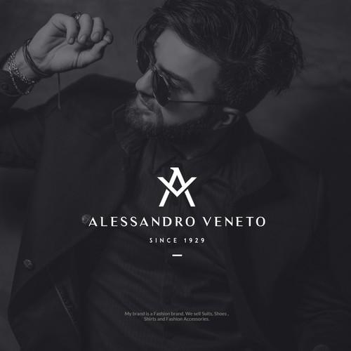 Logo for Alessandro Veneto