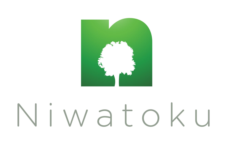 "Logo Design for ""Niwatoku""  / ツリークライミングと樹木維持管理を得意とする(株)庭徳藤原造園のデザイン"