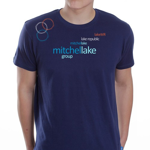 T-shirt design for MitchelLake Group