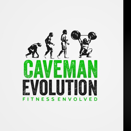 Caveman Evolution needs a new logo