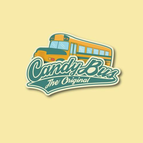 Candy Bus - The Original -