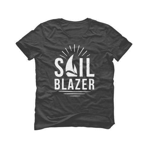Sail Blazer T shirt design