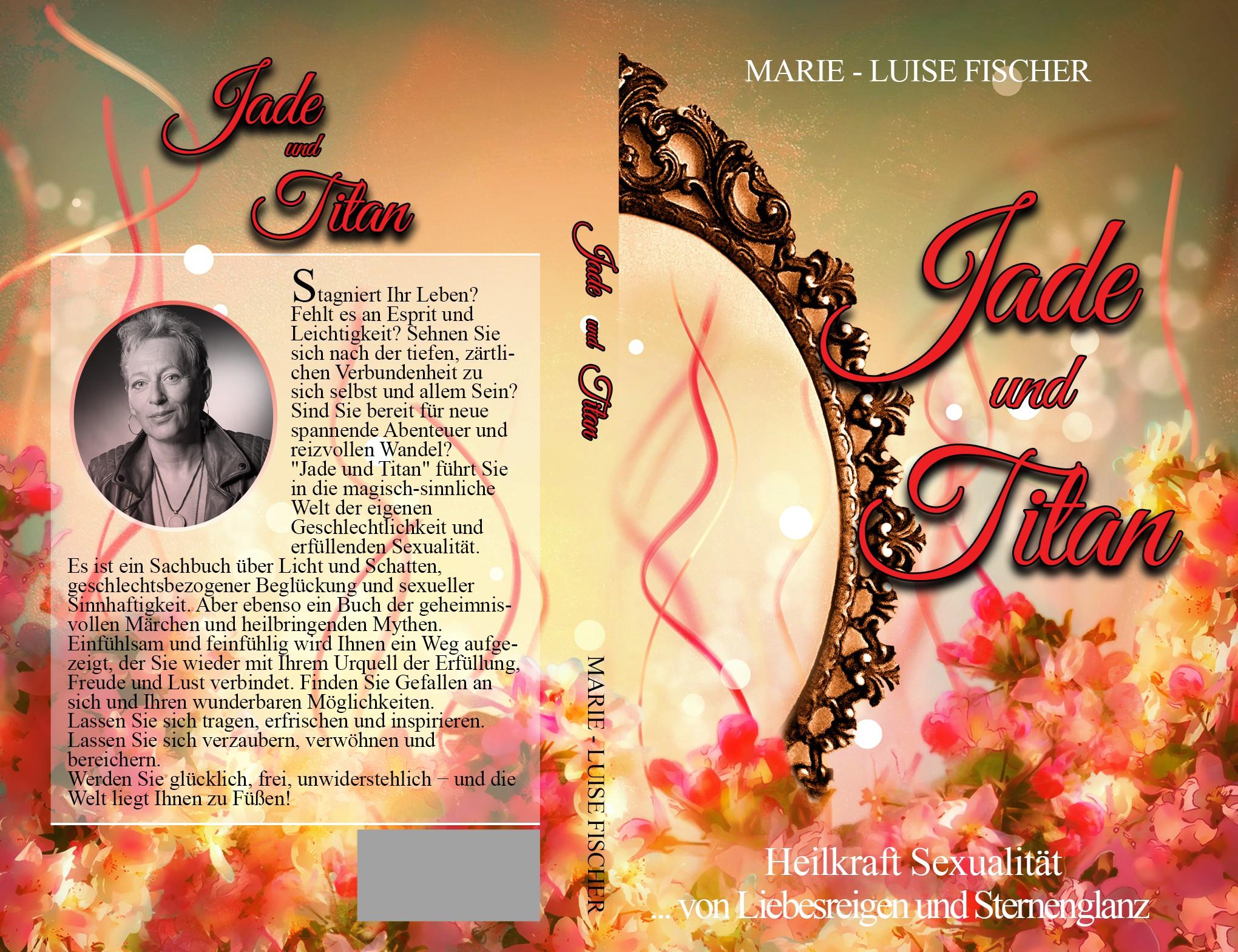 """Create a cover for my book """"Jade and Titan"""" (Erstelle ein Cover für mein Buch """"Jade und Titan"""")"""
