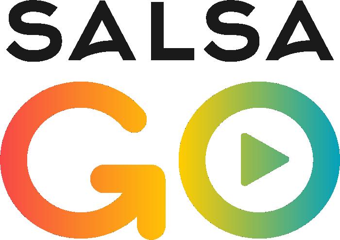 Design a stylish, dynamic logo for Salsa Go