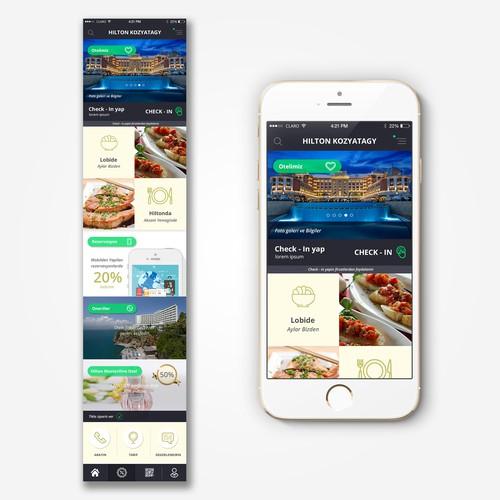app hotel design