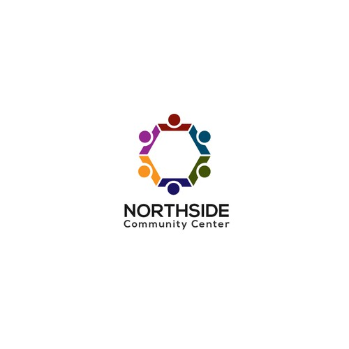 Create a vivid & captivating logo for Northside Community Center