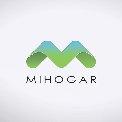 Mihogar - Logo design