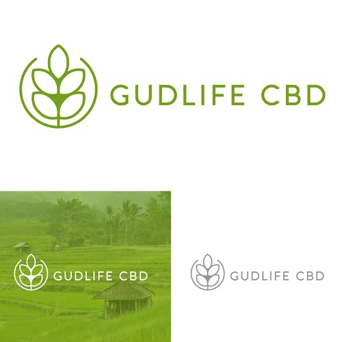 Logo for Wild rice CBD