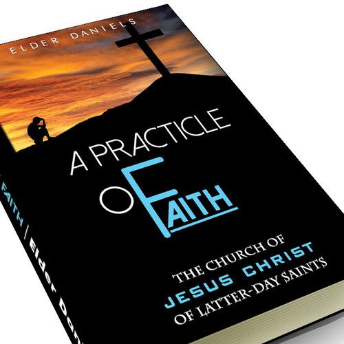 Cover Design for Book about the Power of Faith